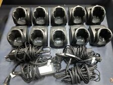 Lot of 10x Symbol Crd1000-1000R Single-Slot Cradle with Power Supplies Crd1000
