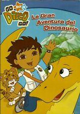 Go Diego Go!-La Gran Aventura Del Dinosaurio(The Great Dinosaur Rescue)DVD-Reg-4