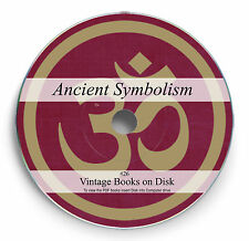 Rare Symbolism Books on DVD Ancient Occult Symbol Sign Sacred Christian Pagan 26