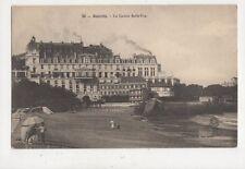 Biarritz Le Casino Belle Vue France Vintage Postcard 873a
