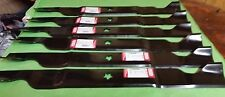 "SIX(6) NEW 46"" LAWN MOWER BLADES 405380 195-070 532405380"