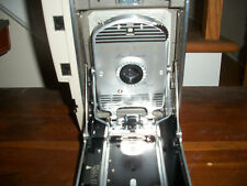 1950's Poloroid Land 800 Camera With Leather Case and accessories.