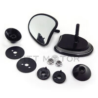 Tapered Fairing Mount Mirrors For Harley Electra Street Glide Ultra Limited 14+