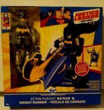 DC Comics Justice League Action: Action Pursuit Batman & Knight Runner New MISB