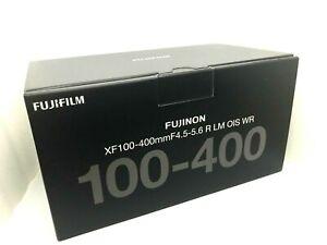 New Fujifilm XF 100-400mm f/4.5-5.6 R LM OIS WR Lens