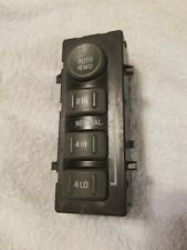 99-02 Chevy Silverado GMC Sierra 4X4 Tranfer Case Switch 4WD Truck Pickup   S26