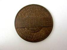 Medaille Kalendermedaille Die Sonntage 1965 Sternzeichen Kupfer Wien