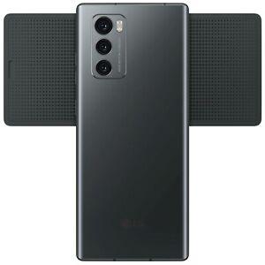 LG Wing 5G 128GB Dual Screen Swivel Smartphone LM-F100N GSM Factory Unlocked New