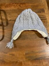Old Navy Baby Winter Hat gray 6-12 Months excellent condition