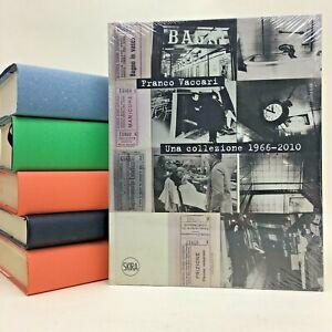 Franco Vaccari - Una collezione 1966-2010 - Skira 2017 - 9788857231983