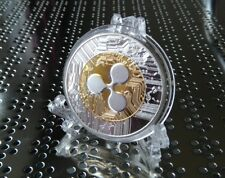 Ripple XRP Gold and Silver Coin x1 Novelty Gift Coin