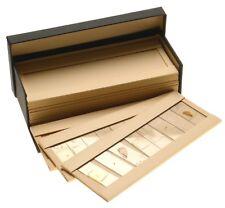 Microscope Slide Specimen Professional Keeper Holder in Box Cabinet