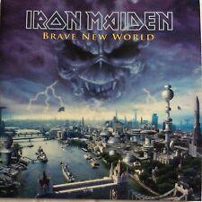 Iron Maiden, Picture 2 x LP, Brave new world, Vinyl, 2000, Deutschland, M/M