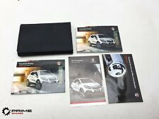 VAUXHALL MOKKA DRIVER MANUAL QUICK START USER GUIDE WARRANTY CARD 2015