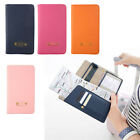 Unisex Travel Leather Wallet Passport Holder Card Case Protector Cover Wallets