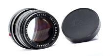 """Leica Tele-Elmarit 90mm f2.8 M """"Thin"""" - 1973 Pre Production - Excellent!"""
