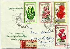 EAST GERMANY, (DDR), CIRCULATED COVER TO BÜCKEBURG, # 14
