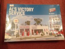 Walthers HO AL'S VICTORY SERVICE 933-3072
