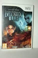 L'ULTIMO DOMINATORE DELL'ARIA GIOCO USATO NINTENDO Wii ED ITALIANA PAL BD1 45091