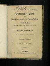 Rosamund Fane oder Die Gefangenen im St. James-Palast Mary u. Catherine Lee 1880