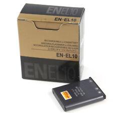 EN-EL10 EN EL10 Battery for Nikon Coolpix S210 S520 S60 S4000 S700 S3000 S5100