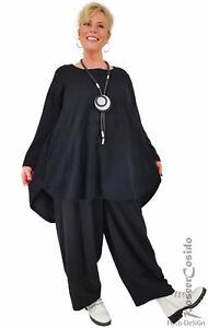 PoCo DeSiGn LAGENLOOK Pullover Long-Shirt Pulli XL-XXL-XXXL 44 46 48 50 52 54 56