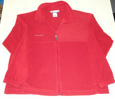 Mens Pre-Owned Size XL Columbia Fleece Jacket In Excellent Condition