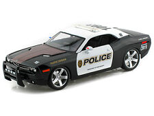 2006 Dodge Challenger Concept Police 1/18 Diecast Car Model By Maisto 31365