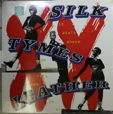 Soul Sealed! Lp Silk Tymes Leather It Ain'T Where Ya From… It'S Where Ya At. On