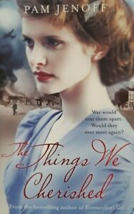 The Things We Cherished by Pam Jenoff (Paperback, 2011)