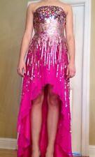 Sherri Hill Prom Dress, Strapless, Hi-Low - includes clutch purse with strap!