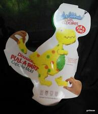 Dinosaur Pull Apart Cup Cake Mold Silicone 12 Cup Cakes Still in Package