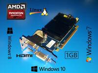 Dell XPS 200 210 SFF 1GB HDMI DVI VGA Video Graphics Card PCI-Express x16