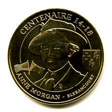 02 BLERANCOURT Centenaire 14-18, Anne Morgan, 2014, Monnaie de Paris
