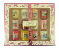 Official Yankee Candle 12pc Votive Boxed Gift Set Assorted Scented Fragrance
