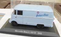 ATLAS Verlag 1:43 Spur 0 Mercedes Benz Transporter L 319 D Pschorr-Bräu von 1962