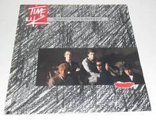 "TIME U.K. - PLAYGROUND OF PRIVILEGE - 1985 12"" VINYL SINGLE RECORD"