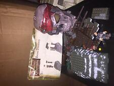 2 play sets of Mega Bloks Pirates of the Caribbean Dead Man Chest 1016 & 1025