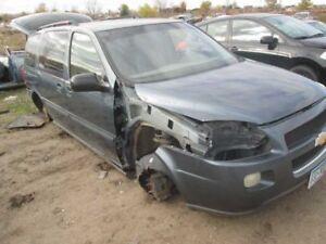 Driver Left Front Door Glass SV6 Fits 99-09 MONTANA 225638