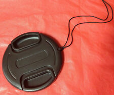 FRONT SNAP-ON LENS CAP + HOLDER  directly to DIGITAL CAMERA:  PENTAX  X5 X 5