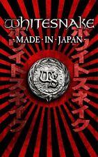 WHITESNAKE made in japan  DVD + 2 CD ( SPECIAL EDIT