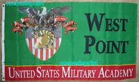 3'x5' West Point Academy Patriotic Outdoor Flag USA Military Armed Forces US 3x5