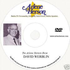 "David ""Sonny"" Werblin  TV Interview (30 minutes) DVD"