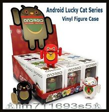 Google Android Lucky Cat Series Vinyl Figure Case - NEW!!!