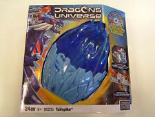 MEGA BLOKS 95205 DRAGONS UNIVERSE TAILSPIKE + CD