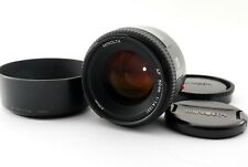 Minolta AF 50mm F/1.4 New Prime Lens For Sony A Excellent++++ Japan Tested #5853