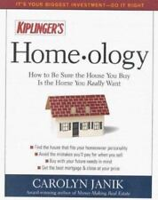 Homeology: How to Be Sure that the House You Buy is the Home You Really Want by