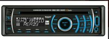 Dual Xhdr6435 Faceoff Cd Receiver with Bluetooth & Hd Radio Ready