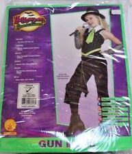 Rubies Girl Child M 8-10 Gangster Halloween Costume Party Pageant Wear Dance