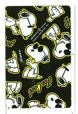 """ingle Playing Card Charles Schultz Art, Peanuts, """"Snoopy"""" SC-14-6 A"""